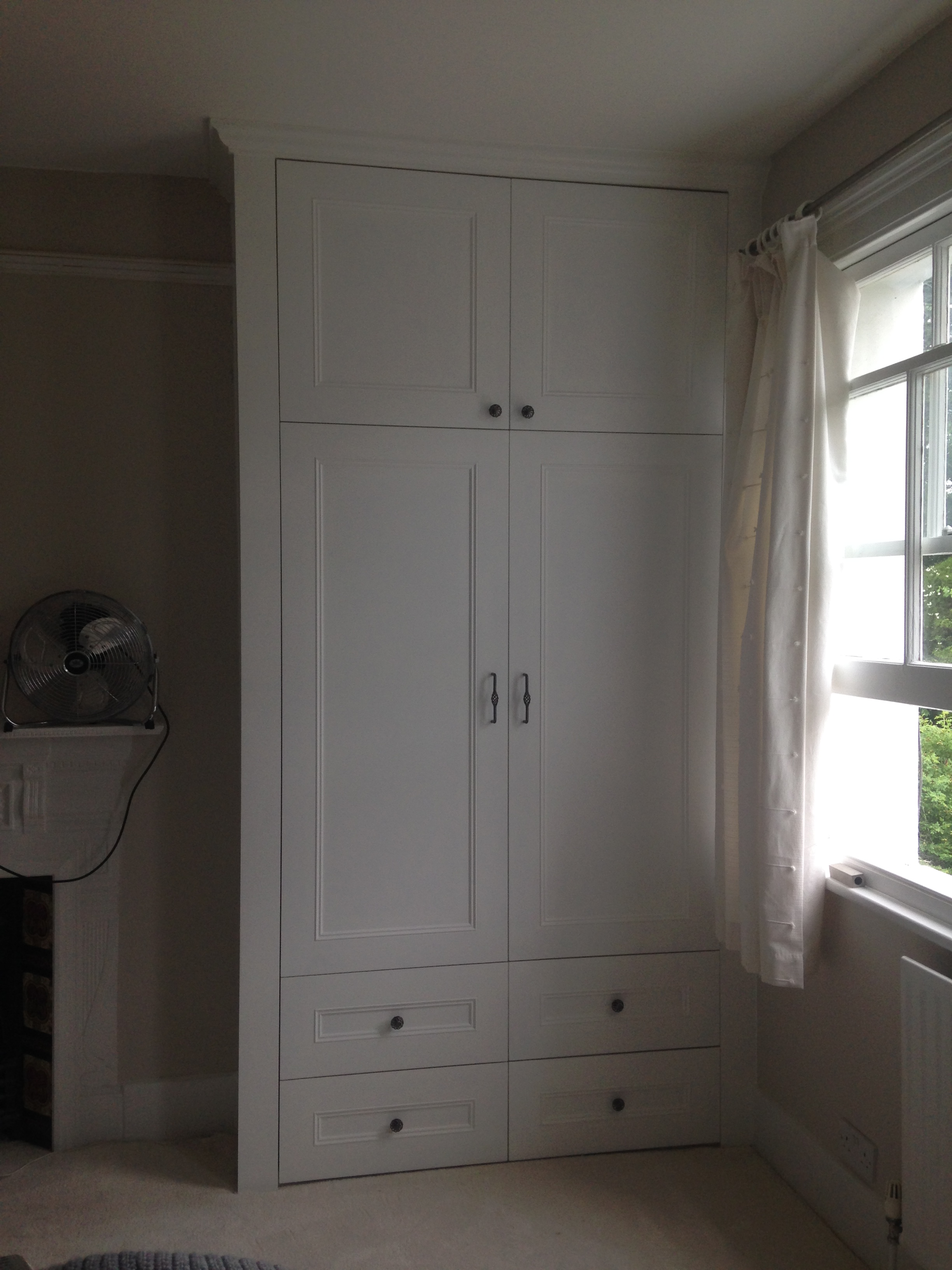 Fitted Wardrobes Brian White Carpentry