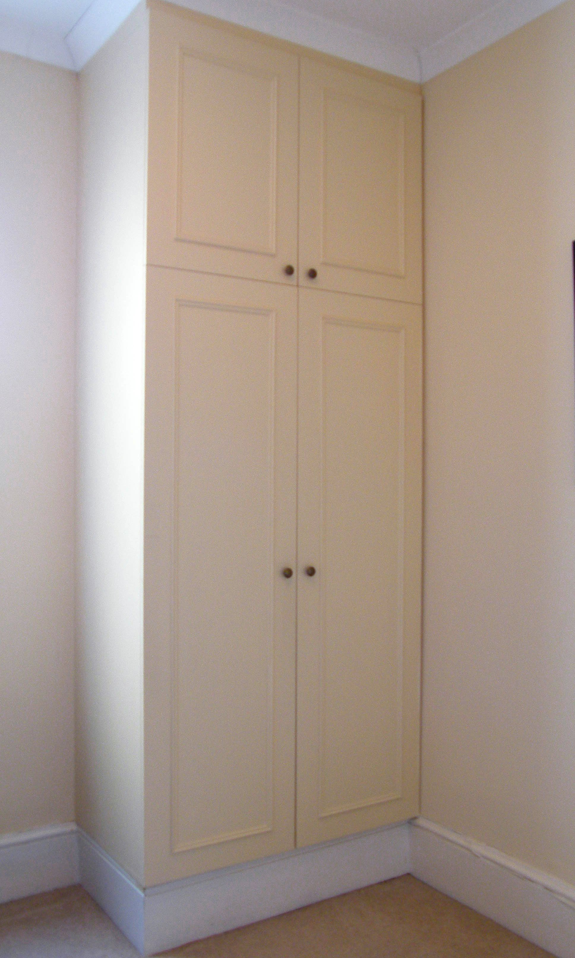 attic storage shelving ideas - Fitted Wardrobes
