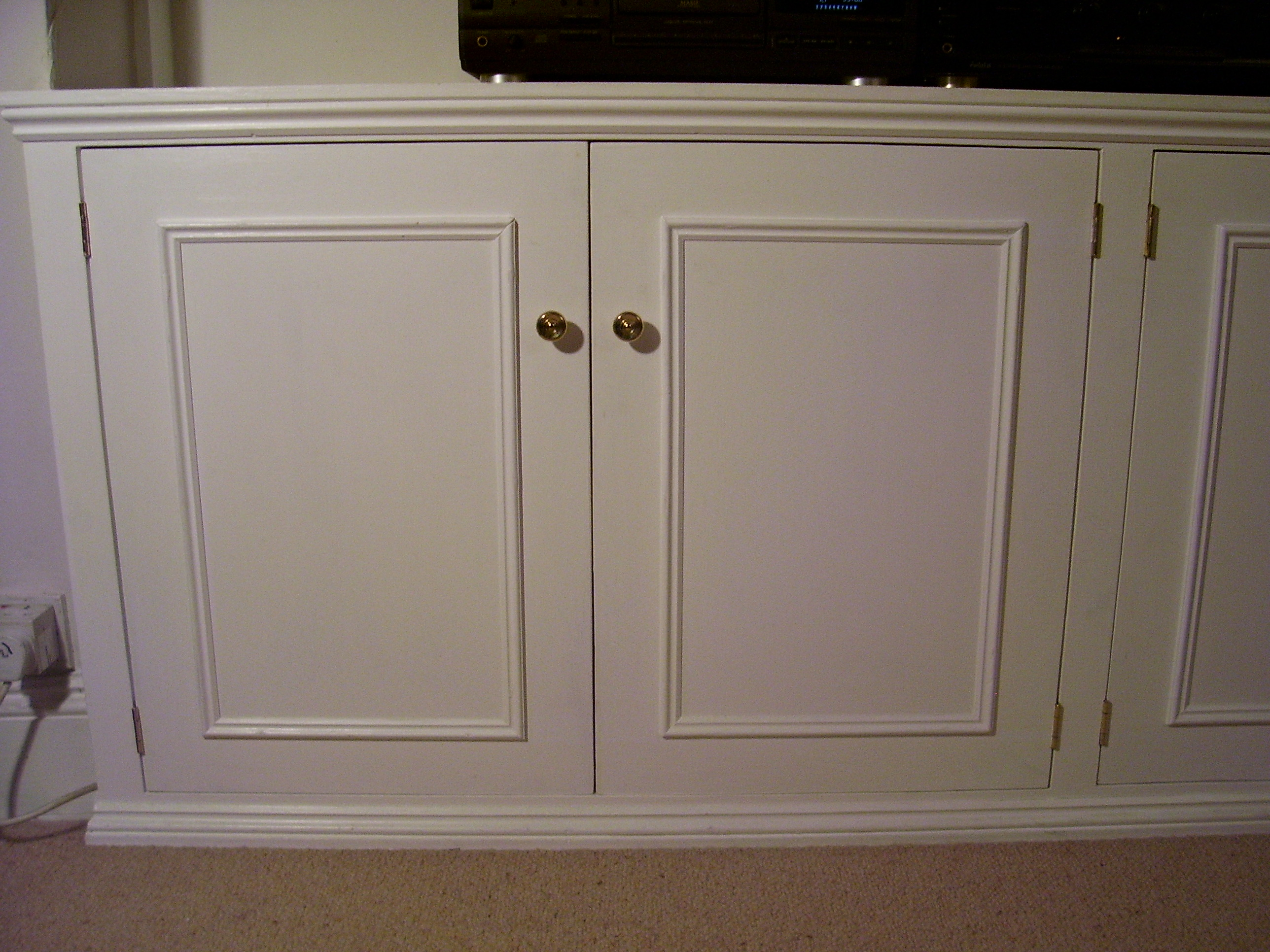Cabinets Brian White Carpentry